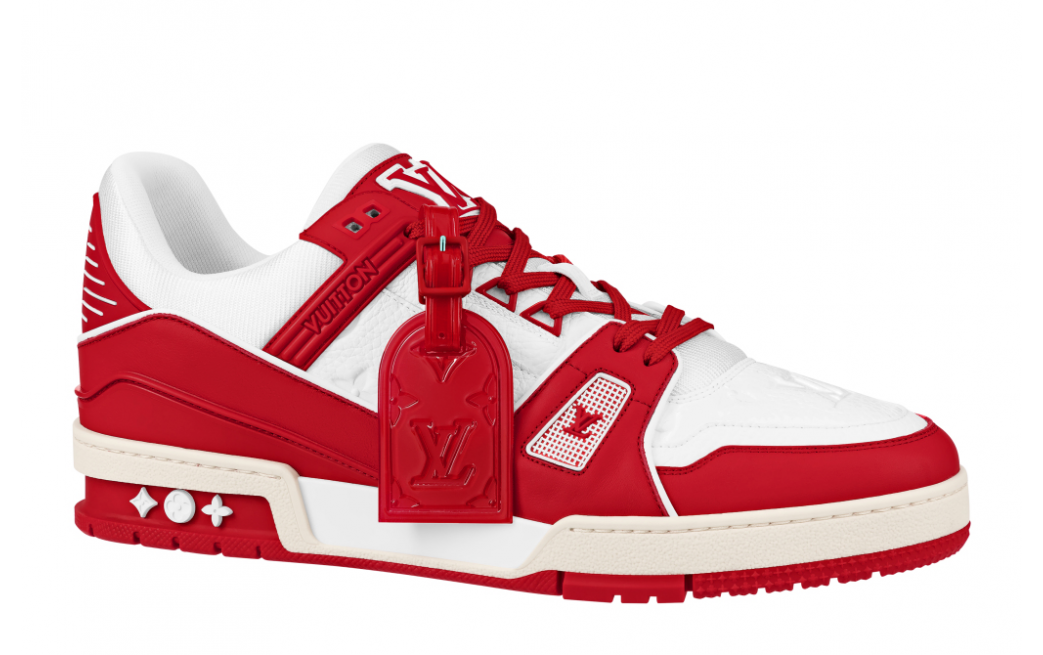 LV Red Trainer